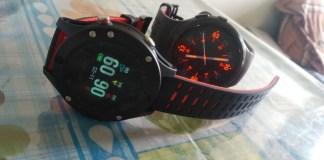 No.1 F5 Smartwatch Review