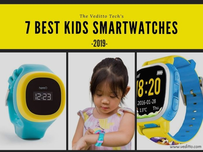 Best Kids Smartwatches 2019