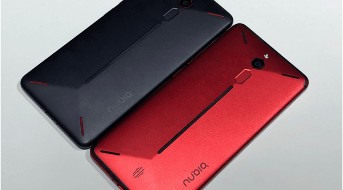 Nubia Red Devil Smartphone