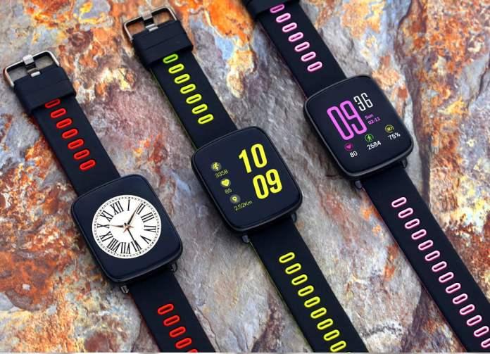 KingWear GV68 IP68 Waterproof Smartwatch