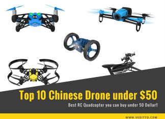 Best Chinese Drones under $50