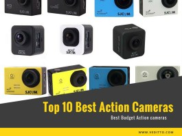Best Action Camera under $100 in 2018