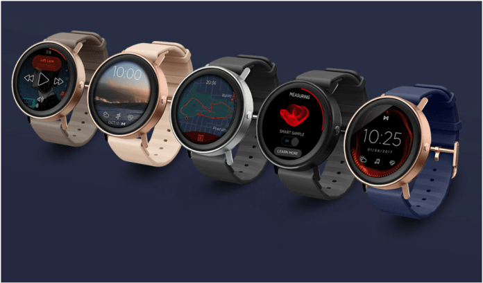 Misfit Vapor 4G Smartwatch