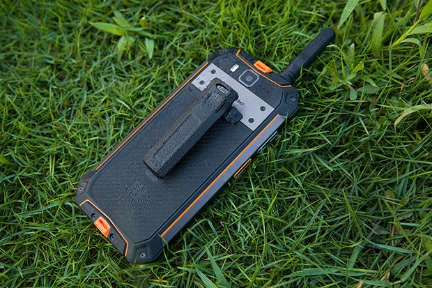 21 MP Camera in Armor 3T