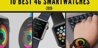Best 4G Smartwatches Review [2019]