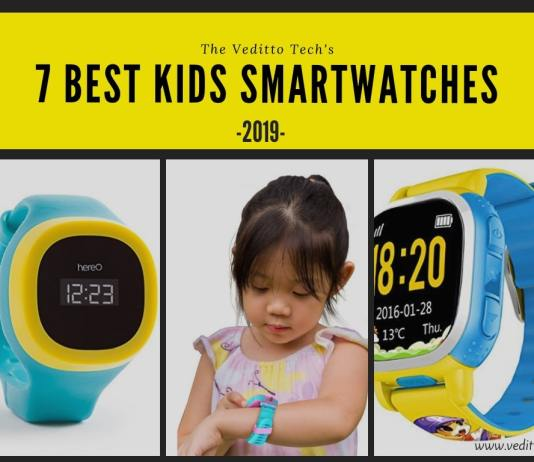 Best Smartwatches for Kids in 2019
