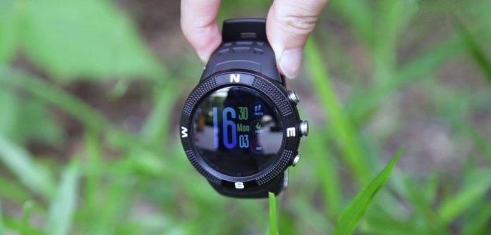 No. 1 F18 GPS Sports Smart Watch