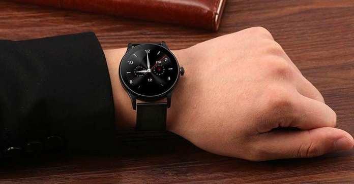 K88H Bluetooth smartwatch