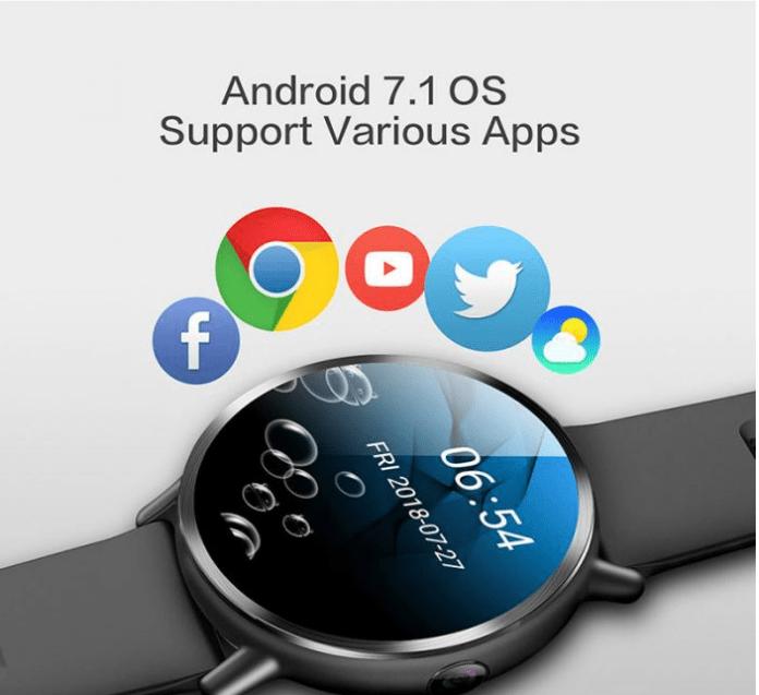 Android 7.1- Lemfo Lem X