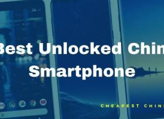 unlocked chinese smartphone