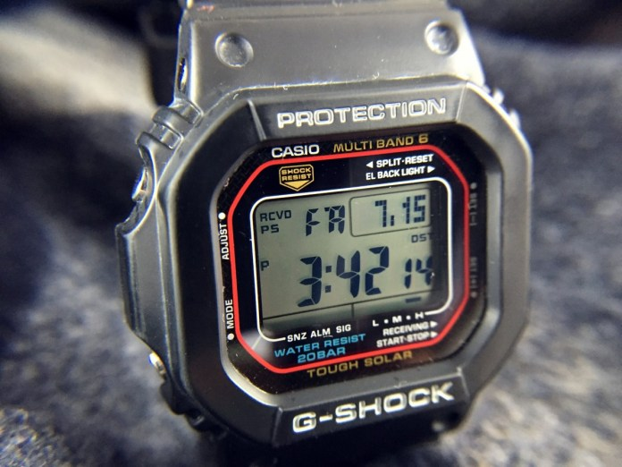Casio Men's G-Shock GWM5610-1