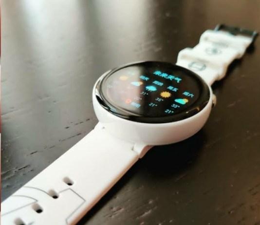 Verge 2 Smartwatch