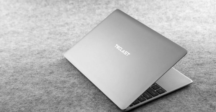 Teclast F7 Plus Notebook Appearance