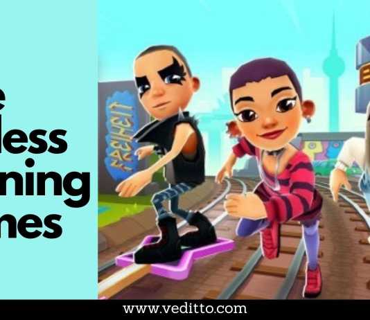 Free Endless Running Games