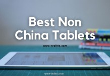 Non-Chinese Tablets