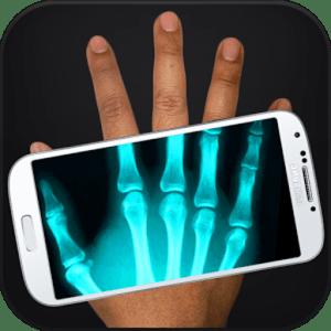 Super X-ray camera app