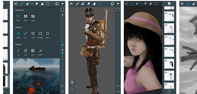 ArtFlow App