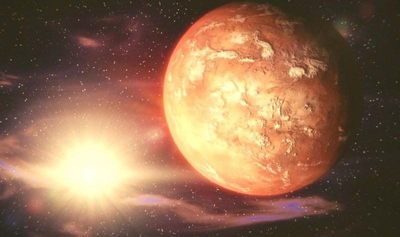Картинки по запросу Меркурий конфликтует с Марсом.