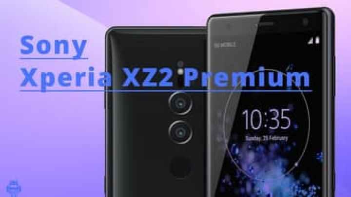 Картинки по запросу Sony Xperia XZ2 Premium фото