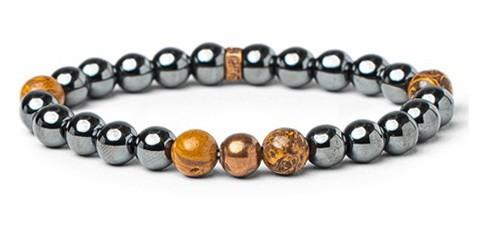 Исцеляющий браслет из гематита «Заземление»