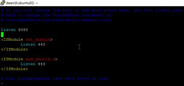 Deploy OpenShift VMware Static IP Configure Ubuntu Apache web server