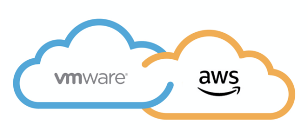 VMware AWS Header