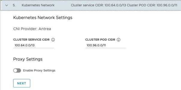 Deploy Management cluster to Azure Kubernetes network