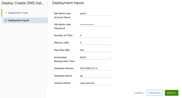 vRA - Custom Resource Test Deployment
