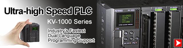 Keyence-KV 1000 PLC | veederline