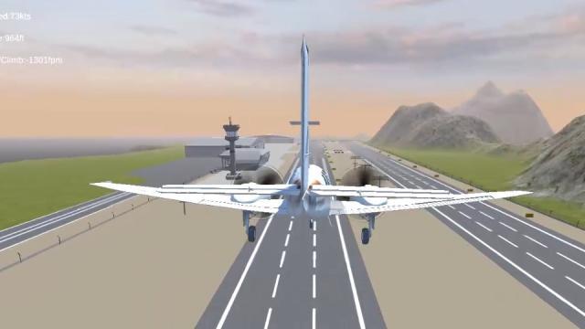 Plane Simulator Games Online Free Play | Games World