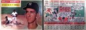 Billy Martin 1956 Topps #181
