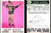 Bart Starr 1959 Topps #23