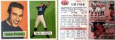 John Unitas 1957 Topps #138