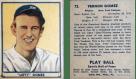 Lefty Gomez 1941 Topps #72