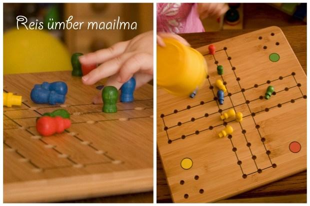 lauamängud lastele