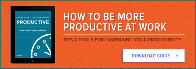 Guía de productividad