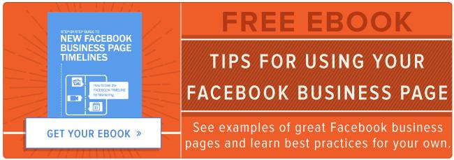 descargue nuestros consejos de página de Facebook gratis