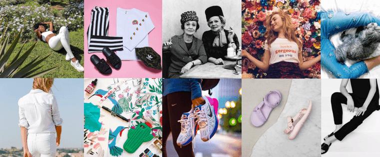 15 marcas de moda que debes seguir en Instagram para la comercialización de inspiración – Veeme Media Marketing