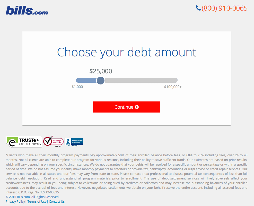 """bills-dot-com-landing-page-example.png """"width ="""" 660 """"style ="""" width: 660px"""