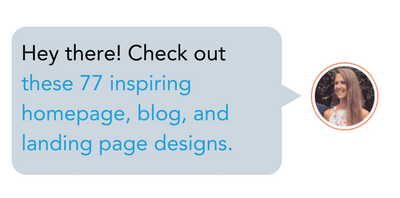 Ejemplos de diseño de sitio web