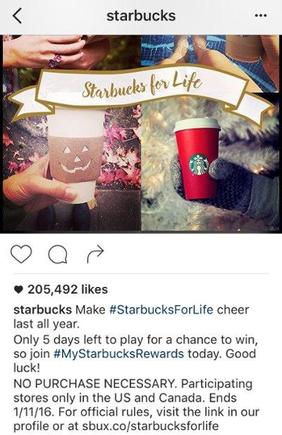 "starbucks-instagram-contest.jpg ""title ="" starbucks-instagram-contest.jpg ""width ="" 400 ""style ="" width: 400px"