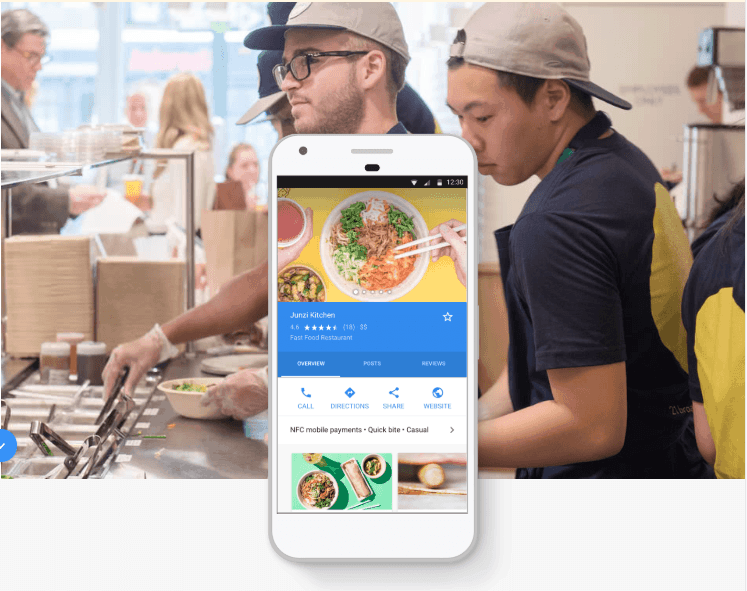 ¿Por qué la nueva aplicación Google My Business se convierte en un momento de marketing fundamental? – Veeme Media Marketing