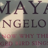 book number twenty-six of 2015: i know why the caged bird sings [maya angelou].