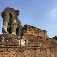 temple hopping in siem reap.