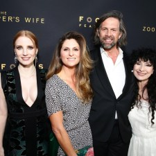 The Zookeeper's Wife Premiere