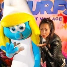 Smurfs: The Lost Village Premiere