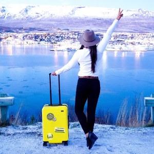 Dramamine Adventure Travel to Iceland - Veena Goel Crownholm