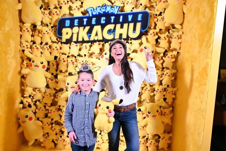 Detective Pikachu LA Screening