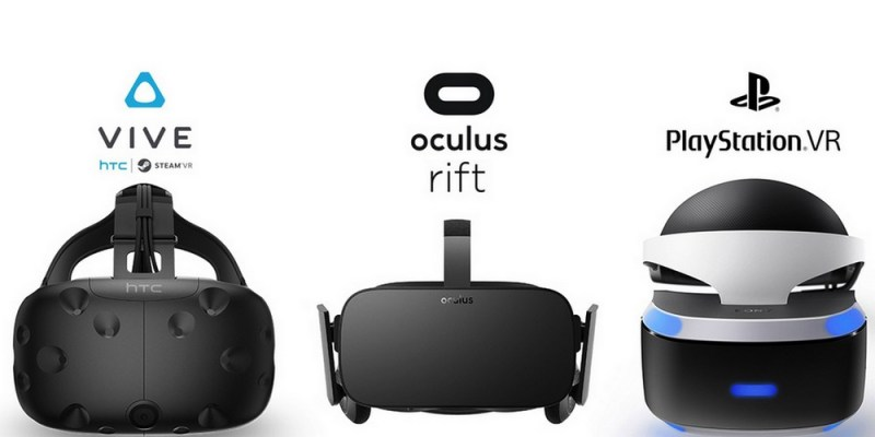 5 Most Popular VR Headsets in 2017 (with Pricing Difference Breakdown)
