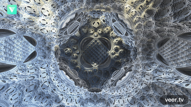 Till von Ahnen: Fractals That Shake You To Your Inner Core